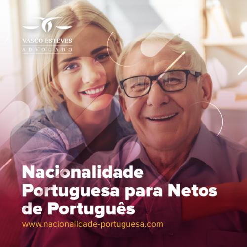 Cidadania Portuguesa para Netos de Português