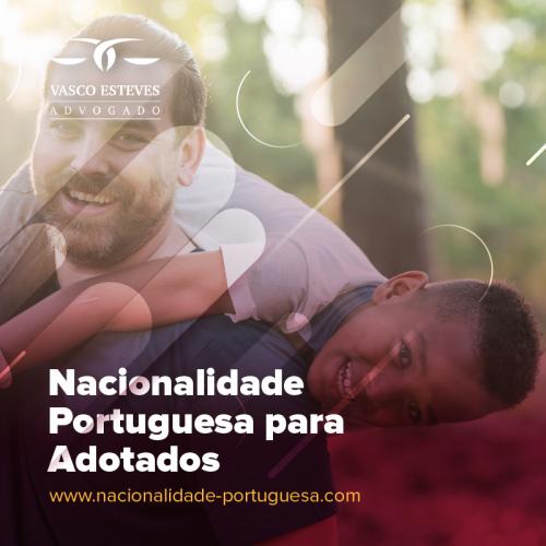 Cidadania Portuguesa para pessoas adotadas por cidadão português