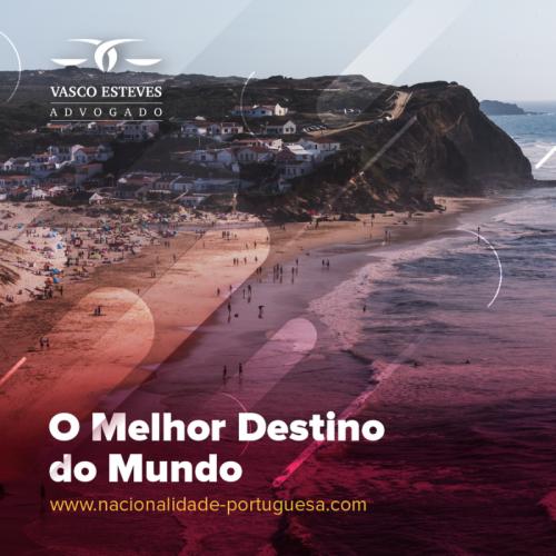 """Portugal é o """"Melhor Destino do Mundo"""""""